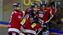 Serieleder Oilers fikk bank av Lillehammer