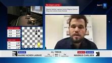 Carlsen: – En blytung dag fra start til mål