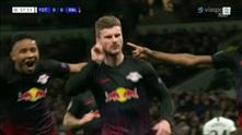 Sammendrag: Tottenham - Leipzig 0-1
