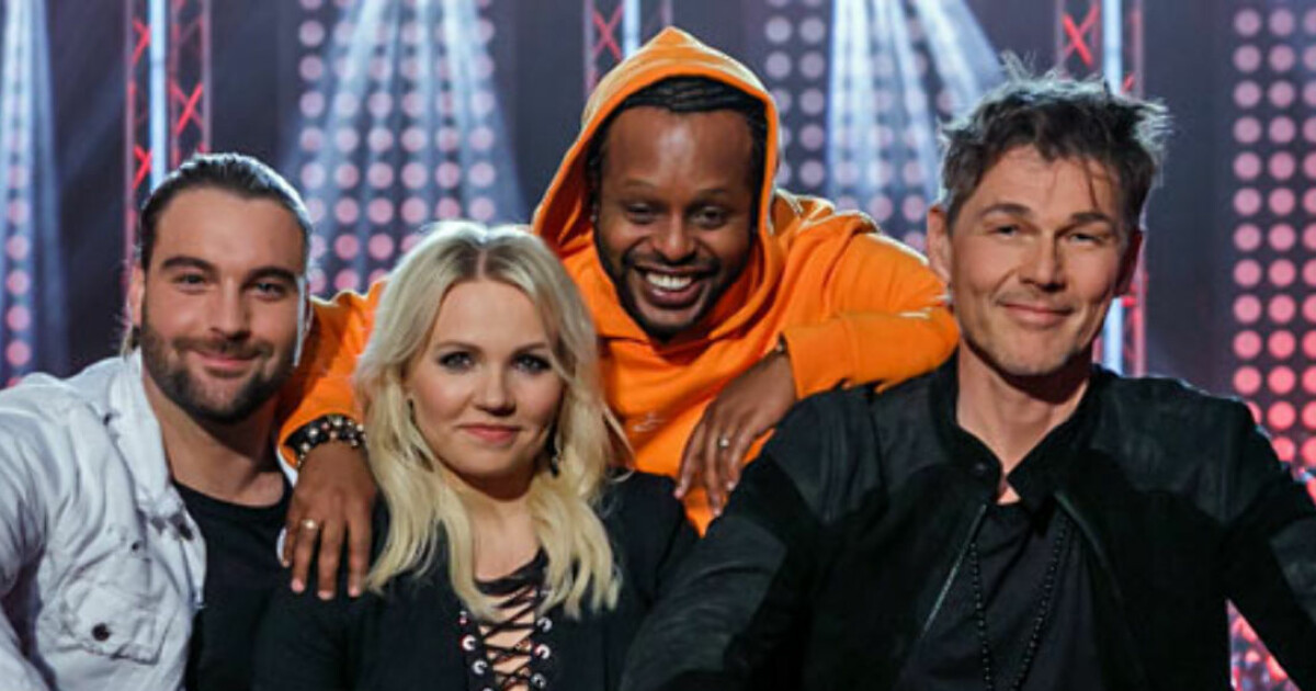 Dommere I The Voice