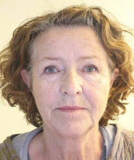 PASSFOTO: Det var dette bildet av Anne Elisabeth Hagen som gjorde at vitnet kjente henne igjen. Foto: Politiet / NTB scanpix