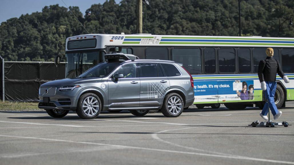 Uber og Volvo har samarbeidet siden 2016 og laget flere prototyper for å sette fart på selskapenes utvikling av teknologi til selvkjørende biler. Nå har amerikanske National Transportation Safety Board (NTSB) avdekket hele 37 ulykker på halvannet år.