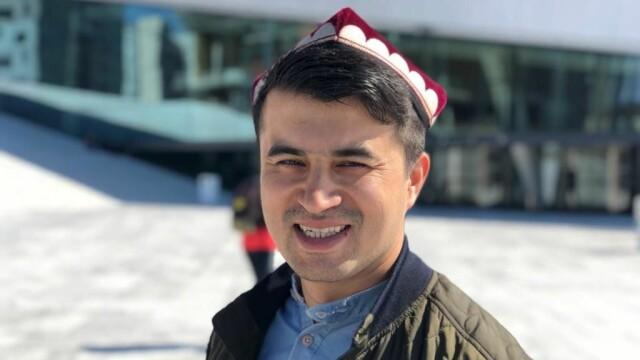 Adiljan Abdurihim is the secretary of the Norwegian Uyghur Committee.