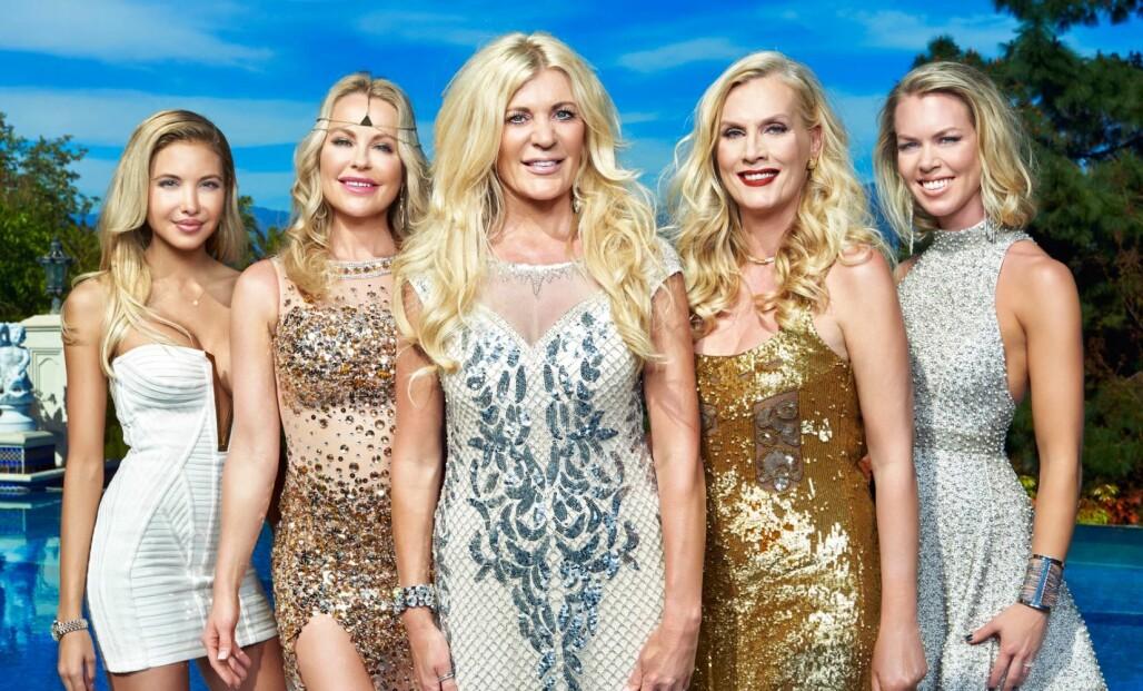 Svenske Hollywoodfruer 2017 Tv3