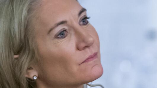 NORGES BANK: Leder i Norges Banks eget tilsynsorgan, Julie Brodtkorb.