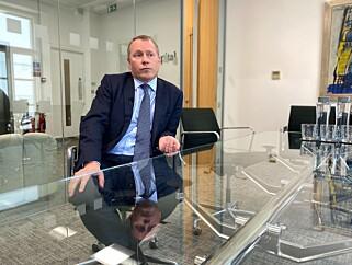 SEMINAR: Nicolai Tangen ble utnevnt ny leder for oljefondet i slutten av mars. November året før inviterte han til et seminar med alle utgifter betalt.