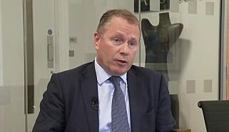 NY JOBB: Milliardæren Nicolai Tangen ble ansatt som ny sjef for oljefondet.