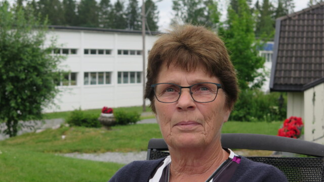 VITNE: Gro Eriksen forsto ikke hva hun skal ha vært vitne til før hun så «Åsted Norge» som fortalte om et annet vitne som hadde sett det samme som henne.