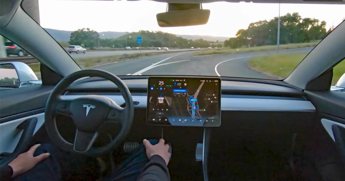 Autonom kjøring nivå fem: Snart behøver du ikke å holde i rattet