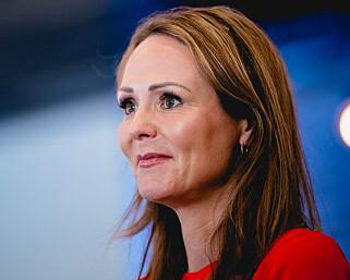Linda Hofstad Helleland.