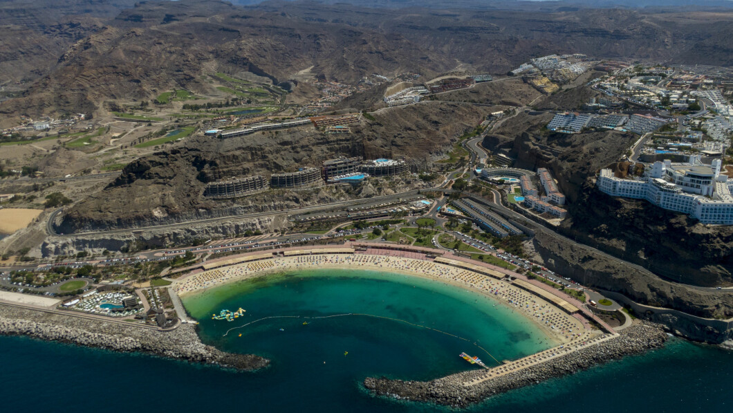 Calore: sebbene le temperature siano basse in Norvegia, molti norvegesi hanno intenzione di recarsi a Gran Canaria questo inverno, secondo i tour operator.