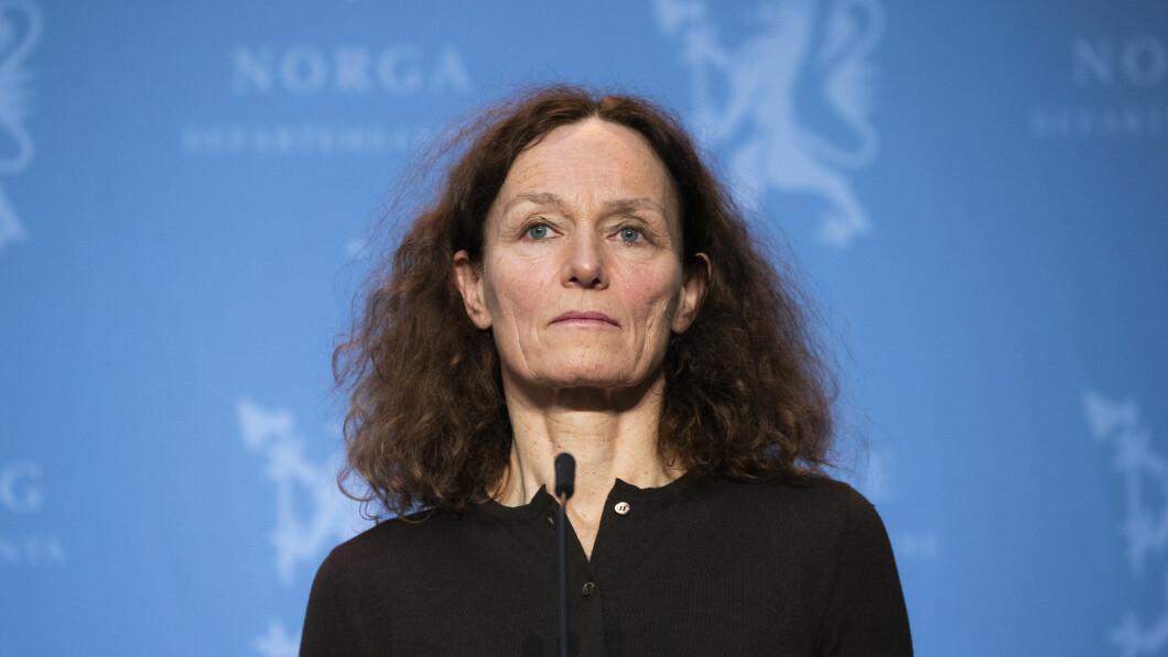 Ulteriori ricerche: Camilla Stoltenberg, direttore dell'Istituto nazionale di sanità pubblica, ritiene che in futuro ci saranno più studi sugli anticorpi contro il COVID-19.