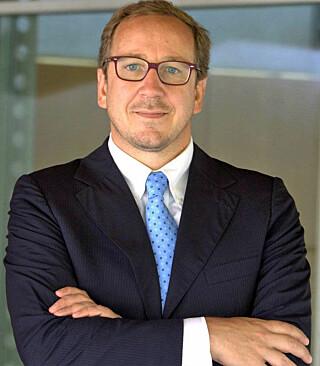 Andrea Carlucci is directeur marketing en productontwikkeling bij Toyota Motor Europe