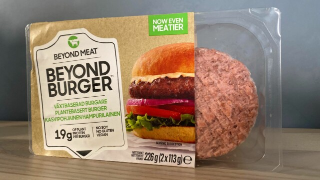 Impressionante: i panel di test hanno apprezzato l'hamburger Beyond Meat.