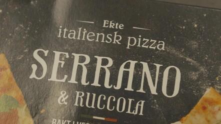 Autentico italiano: la pizza delle persone ha scelto di usare il maiale spagnolo nella loro pizza italiana.