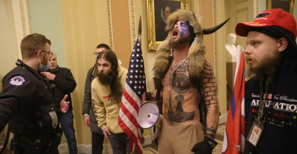 Tvang seg inn i kongressen
