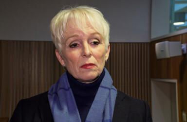 Tresjef: Heidi Finstadt i treindustrien.