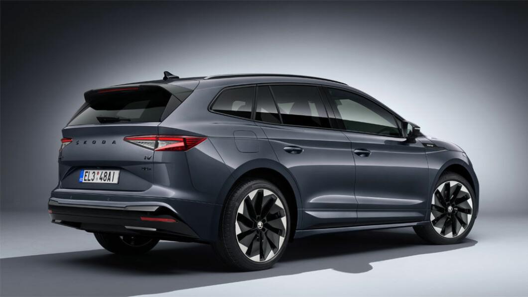 Skoda Enyaq è una delle auto che ora ha un ottimo tempo di consegna.  Ciò può indurre i potenziali acquirenti a cercare auto sul mercato dell'usato.