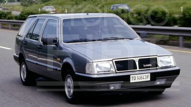 Lancia Thema ha anche ottenuto una station wagon come Aiterbo.