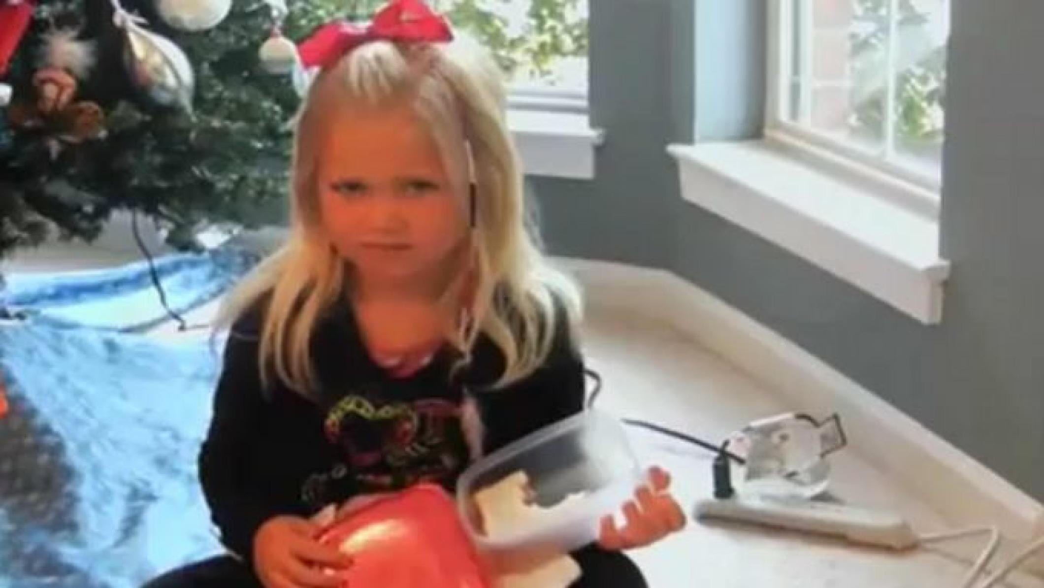 Disse barna får elendige julegaver
