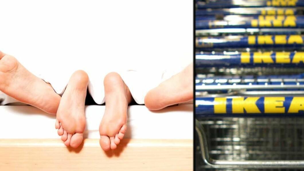 Sex På Ikea
