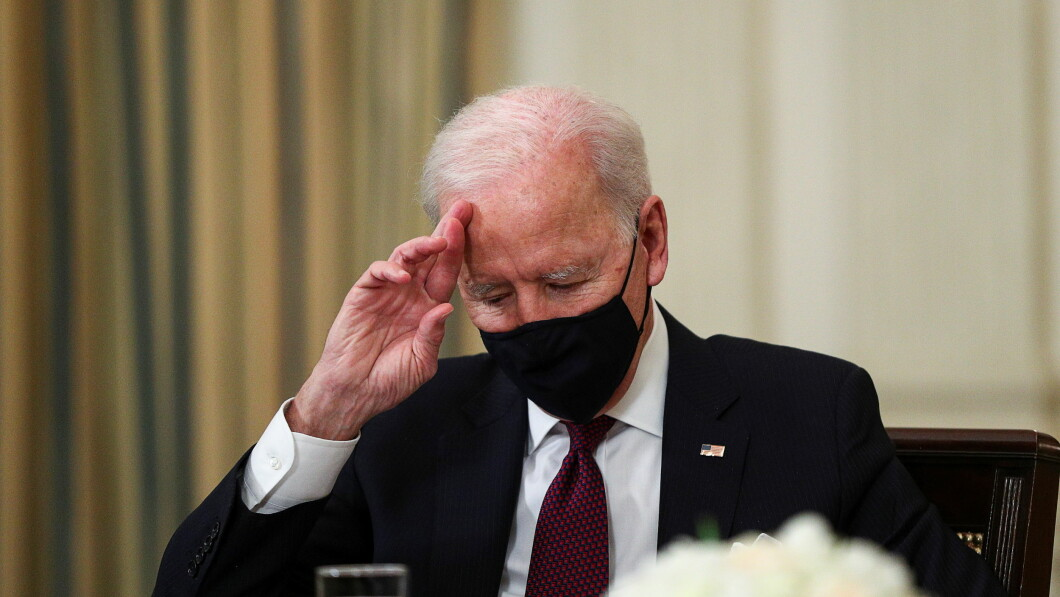 Test: Biden's boundary strategy faces an important test.