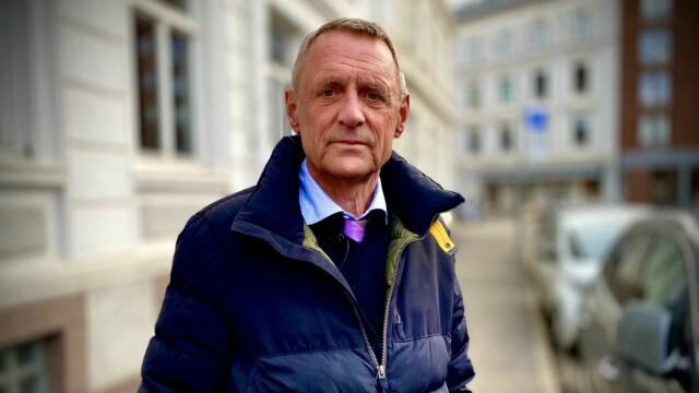 HENLAGT: Svensson forventer at siktelsen blir henlagt.