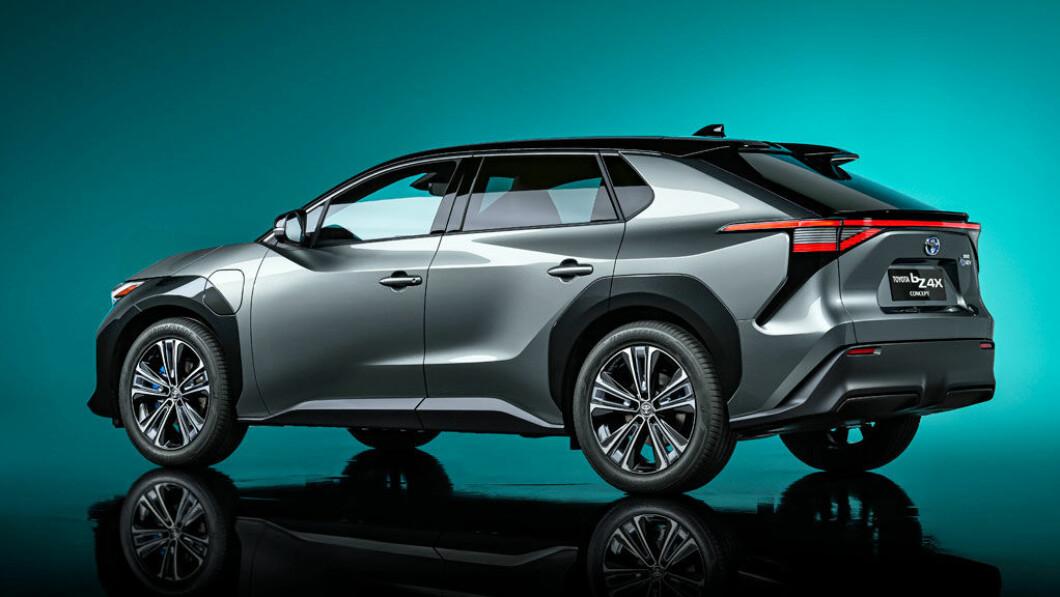 De auto zou goed moeten passen bij de Noorse bevolking, zoals Toyota denkt en hoopt een bestseller te worden op gelijke voet met de RAV4.