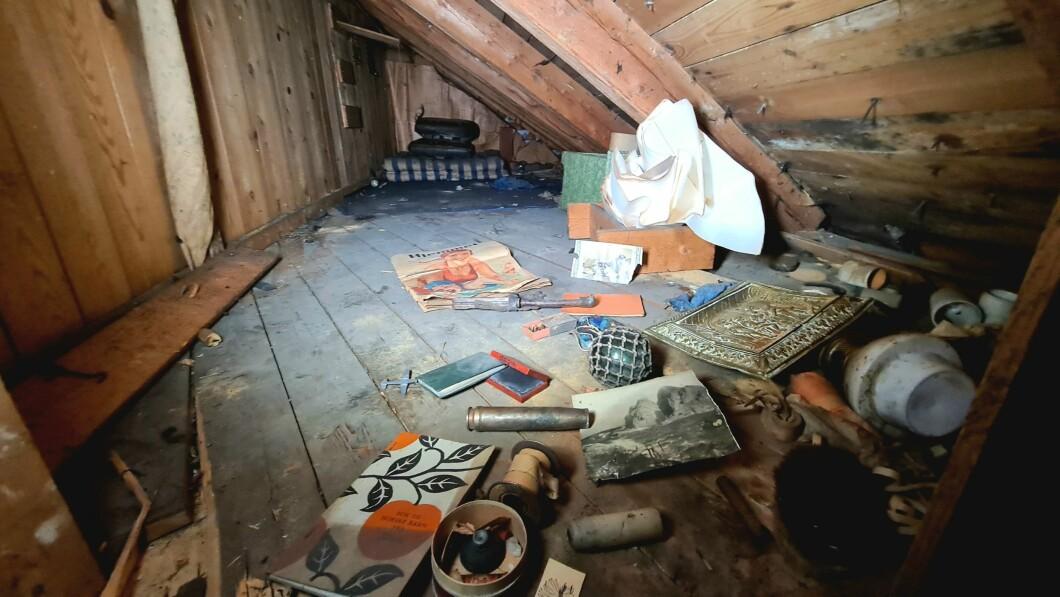 Bunker: Ecco come appare la stanza segreta all'interno.