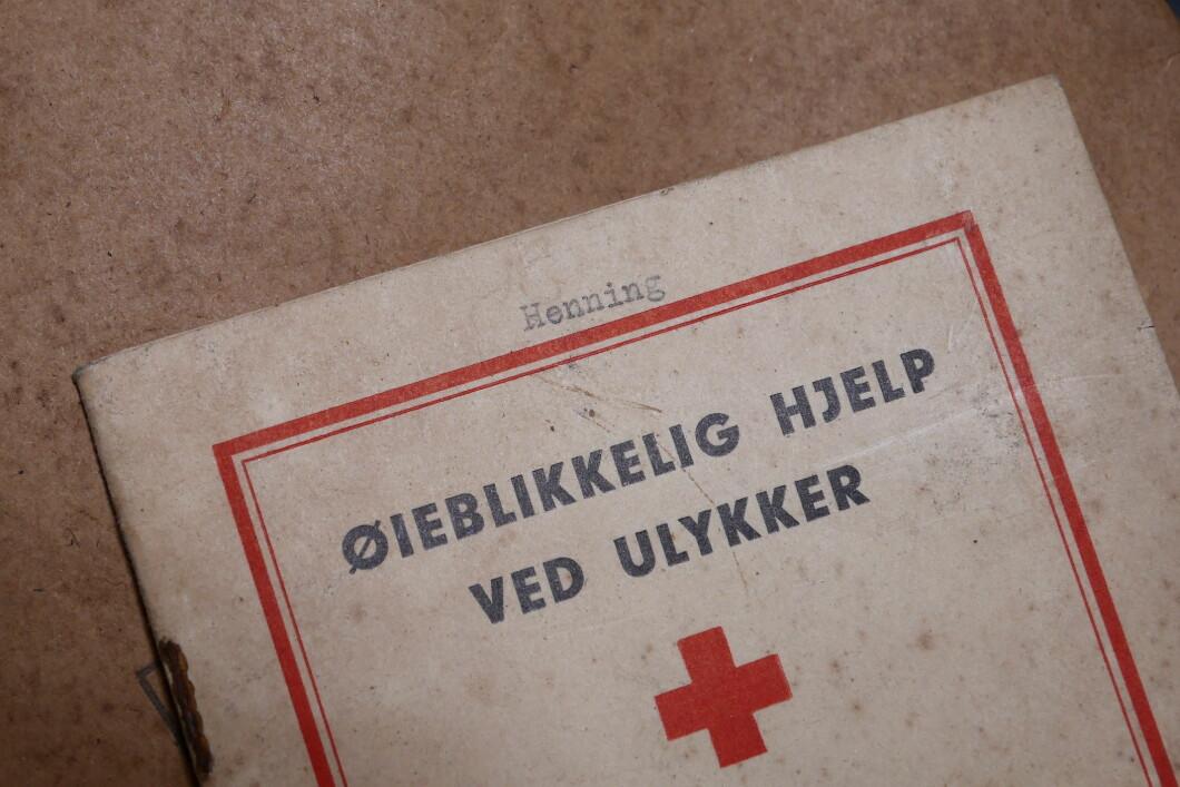 Attualmente aiutato da incidenti di nome Henning.