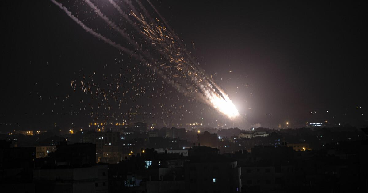 Ingen tegn til bedring i Jerusalem: – Ti timer med rakettangrep