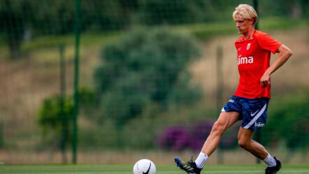 Svolta: Morten Thorsby ha sentito per molto tempo che non stava facendo del suo meglio nella squadra nazionale.  Nel precedente, davvero importante, internazionale, in trasferta contro il Montenegro, il 25enne si sente finalmente in grado di mostrarsi agli appassionati di calcio norvegesi.