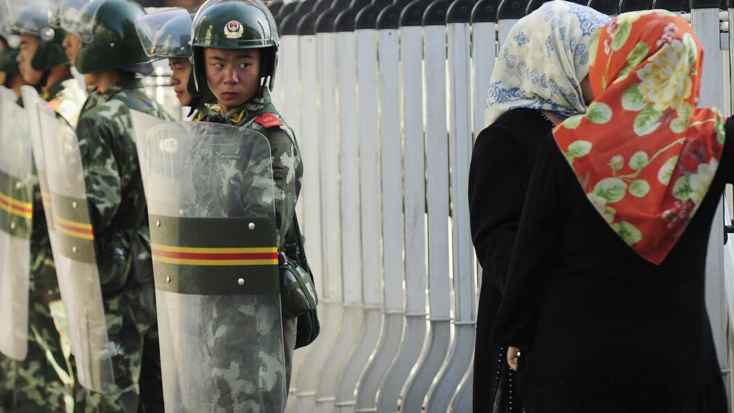Sensibile: una delle questioni più delicate della Cina sono gli uiguri nello Xinjiang.
