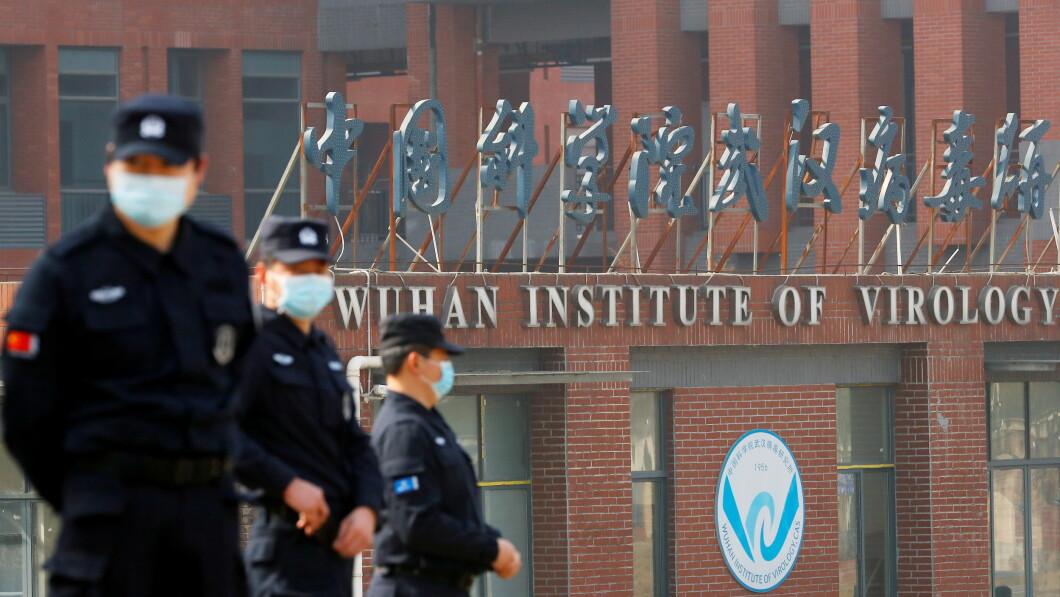 L'Institut de virologie de Wuhan était sous haute surveillance lorsque des chercheurs de l'OMS sont arrivés en février.