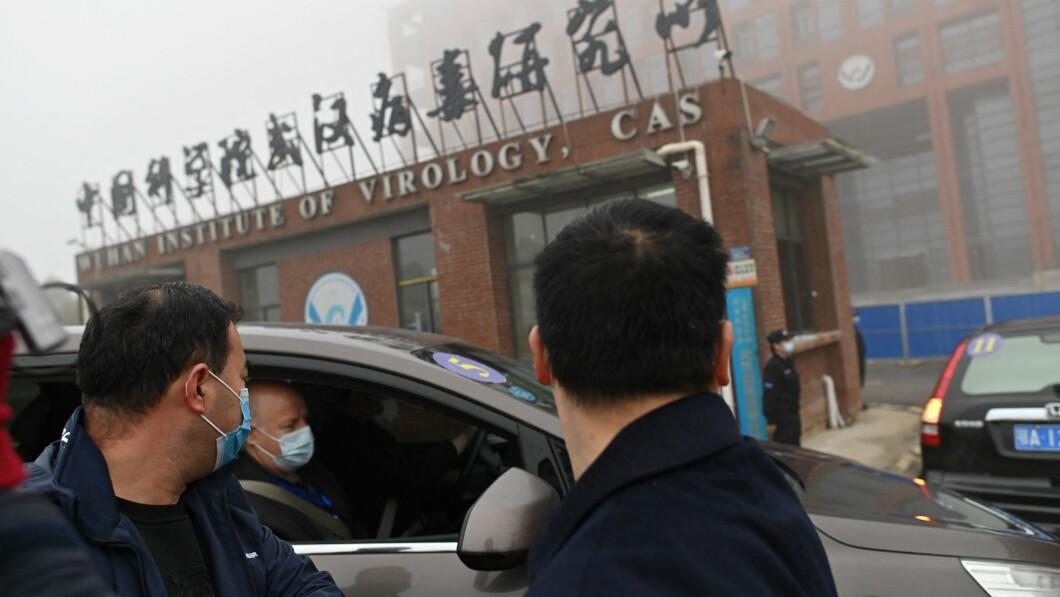 Les chercheurs de l'OMS ont trouvé peu de choses pour suggérer que le virus provenait du laboratoire de Wuhan.