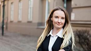 Aiutare le famiglie: l'avvocato Lina K. Smorr aiuta coloro che hanno amici e familiari all'estero davanti alle autorità norvegesi.