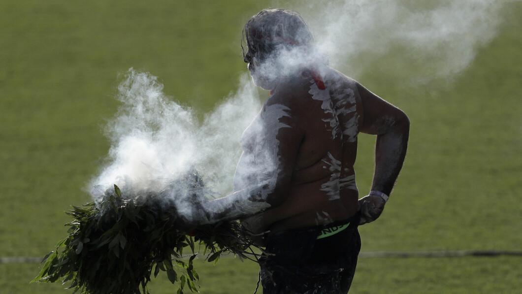 Suspicion: Health officials in Australia are now focusing on Australia's indigenous people.