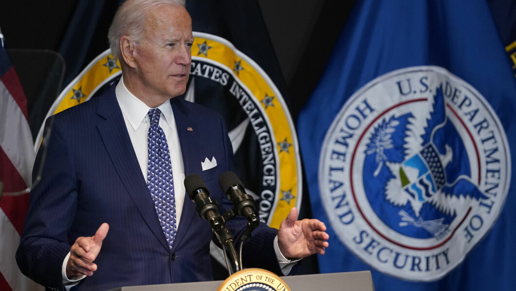 THE PRESIDENT: Joe Biden is in his position and believes it is right to expel the United States from Afghanistan.