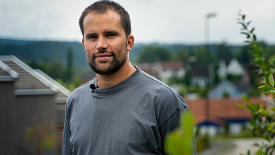 Cet automne, il est prévu de jouer pour Askim en 1ère division