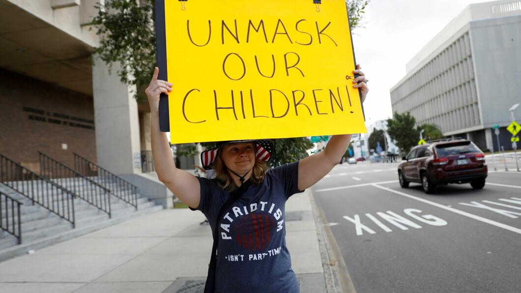 A maggio i residenti dello stato hanno manifestato contro la richiesta di assorbenti igienici nelle scuole.  Ora hanno la loro volontà.