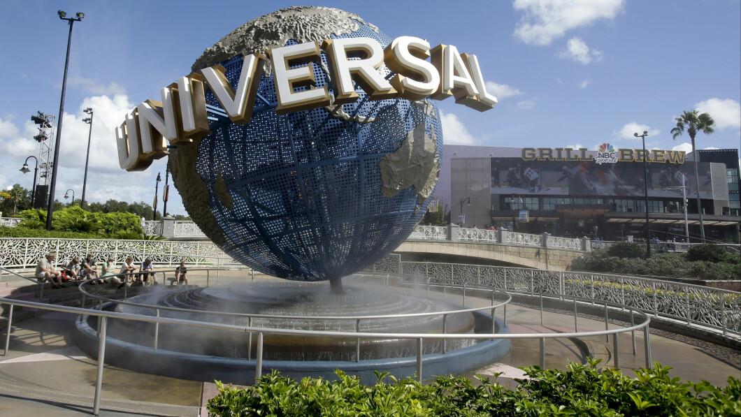 Universal Studios è una delle società che stanno agendo.