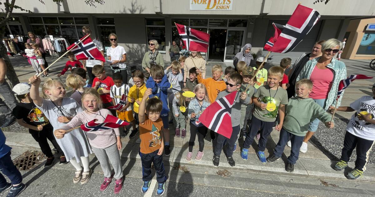 Norge hyller Karsten Warholms bragd
