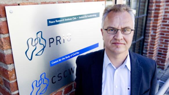 Director: Christian Berg Harbwigen, Peace Research Institute Researcher (Peace Research Institute Oslo, PRIO).