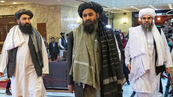 Mullah Baradar, de mede-oprichter van de Taliban, is geland in Kabul.
