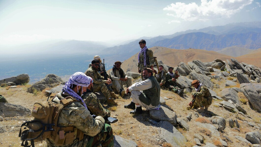 Occupying the Banshir Valley has proven to be a historically difficult place.  Now Taliban opponents have established themselves in the mountains.