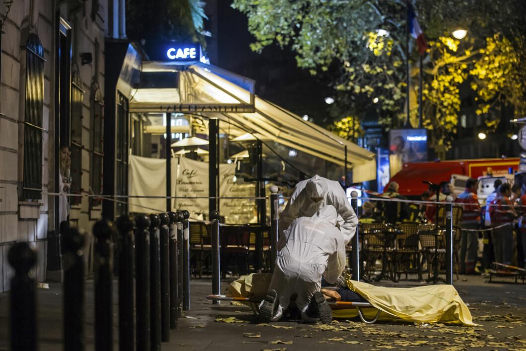 TERREUR : Paris 13 novembre 2015