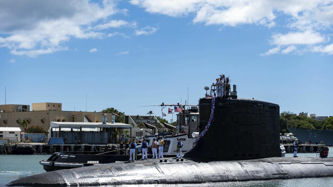 L'Australia e il Primo Ministro Scott Morrison stanno investendo in diversi sottomarini nucleari statunitensi, qui da Pearl Harbor.