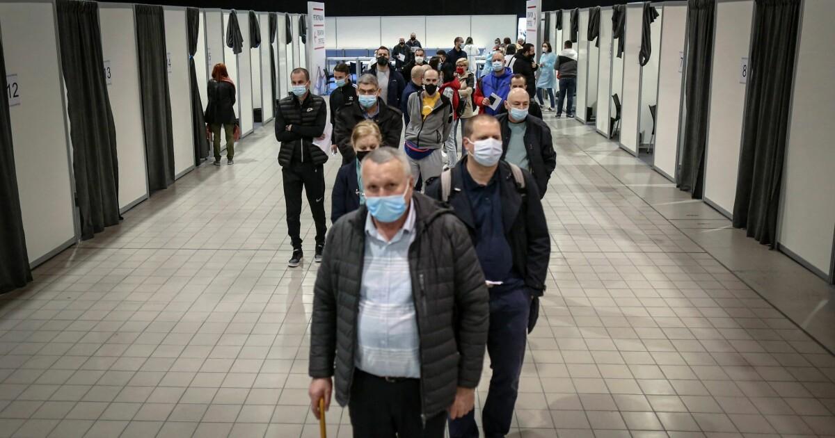Valfarter til andre land for å ta «EU-godkjente» vaksiner
