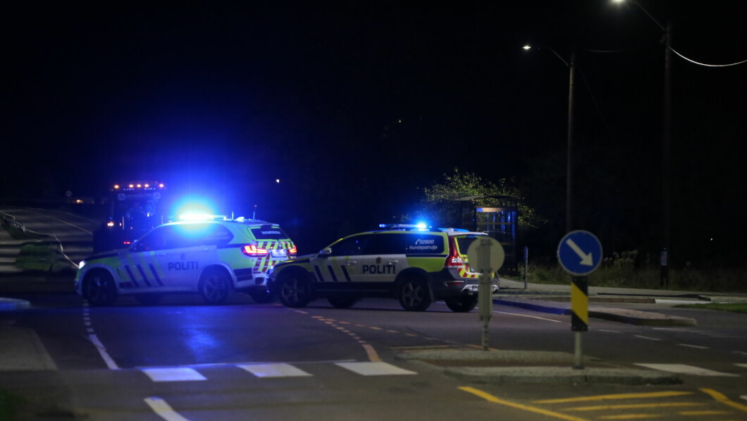 One person stabbed multiple times in Rygge