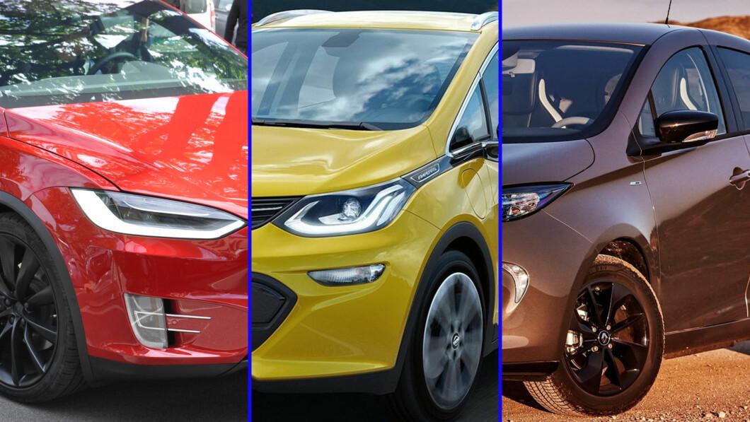 hvilken elbil er best